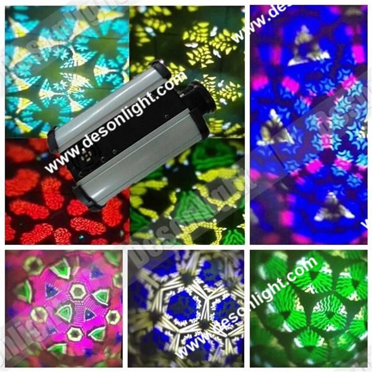 60w LED Rotating Panel Kaleidoscope Disco dj light LD-060