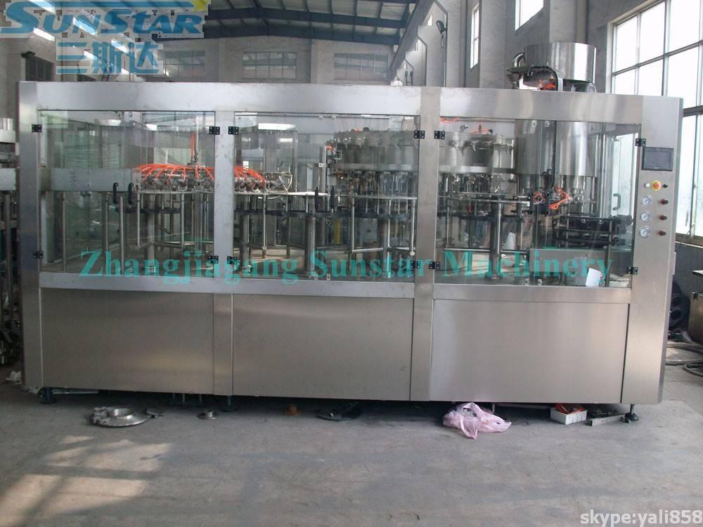Beverage Packing Machine(DCGF32-32-8)