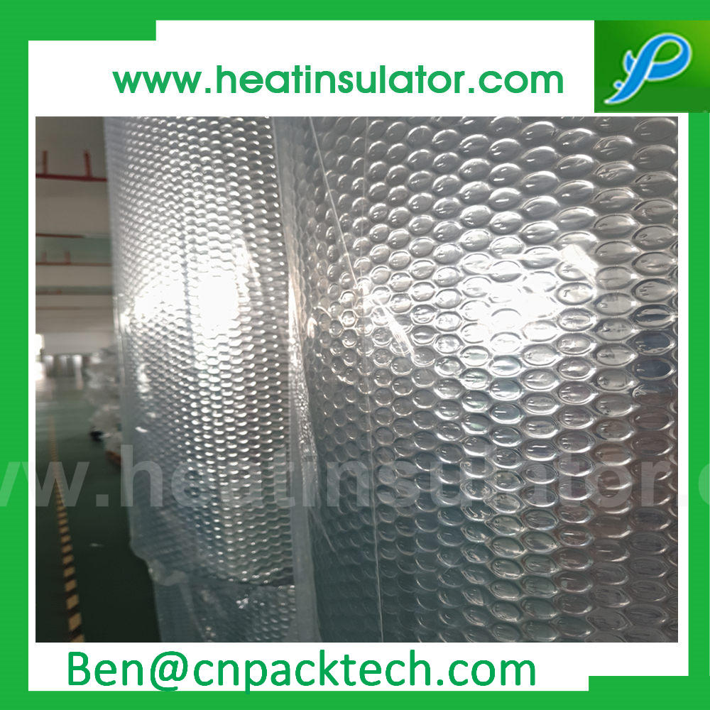 Foil Air Bubble Cell Radiant Reflective Insulation Bubble Insulation