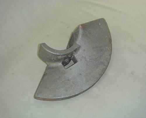 asphalt mixer spares, road paver helical blade