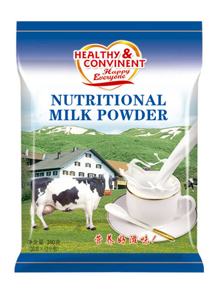 Nutritional Milk Powder