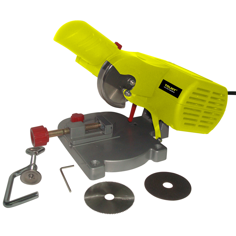 "TOLHIT 50mm/2"" mini miter saw/cut off saw/chop saw/ hobby power tools"