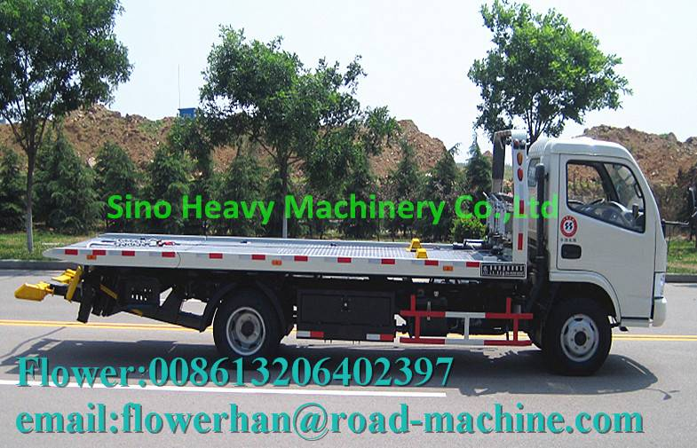 HOWO OBSTACLE TRACTOR TRUCK-30TON