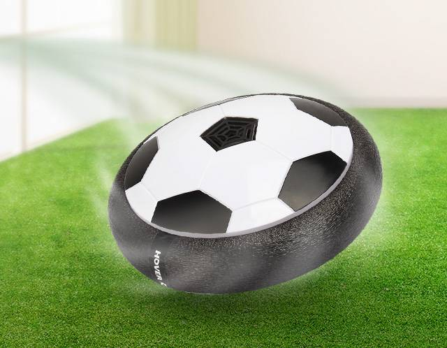 battery operated flying dics hover football toy