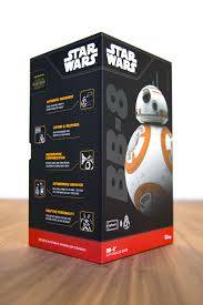 New SPHERO BB-8 Droid App-Enabled Star Wars BB8 Droid