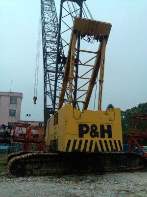 Used P&H 5300 Crawler Crane