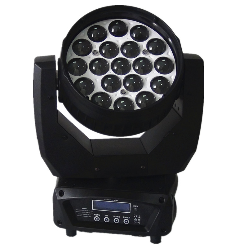 19x12w LED Zoom Moving Head Light