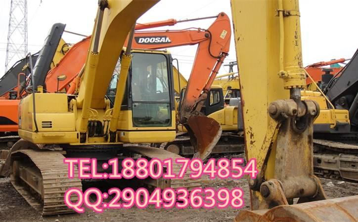 used Komatsu pc200-8 excavator for sale