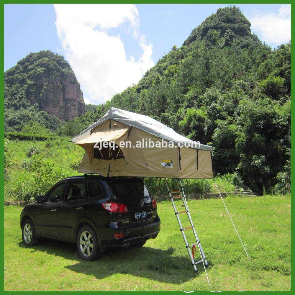 Waterproof Super Large Folding Sun Proof Top Car Tent