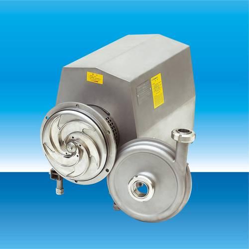 Open Centrifugal Pump