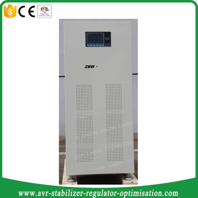 2016 hot sale 50kva SCR module voltage stabiliser