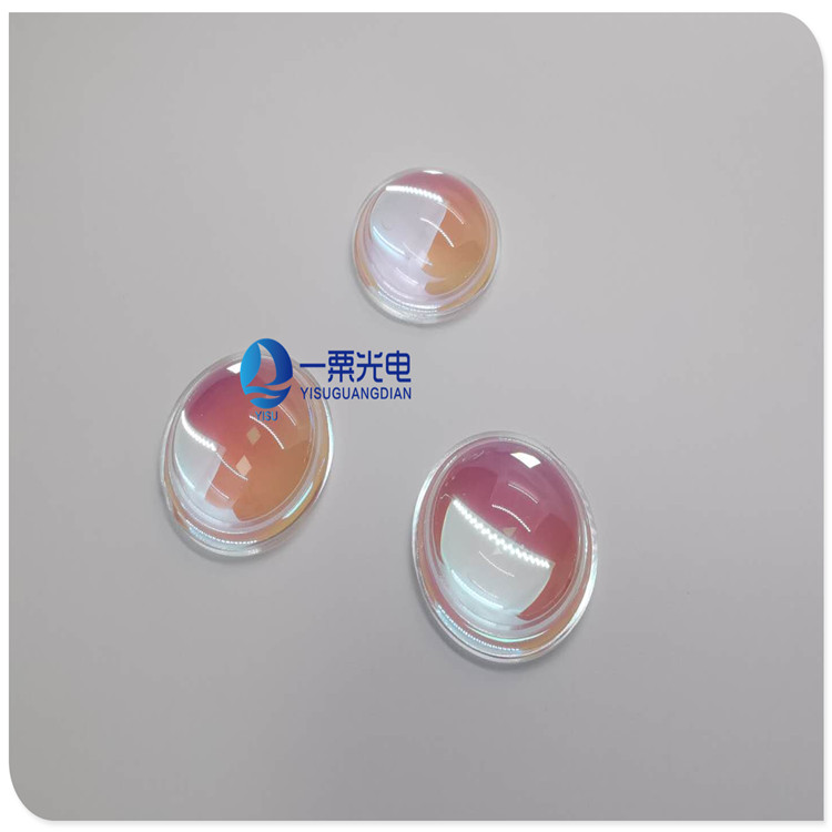 Hot new medical lenses factory products doublet lenses triplet achromatic objective lens