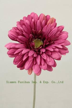 Artificial Fabric Flower Gerbera