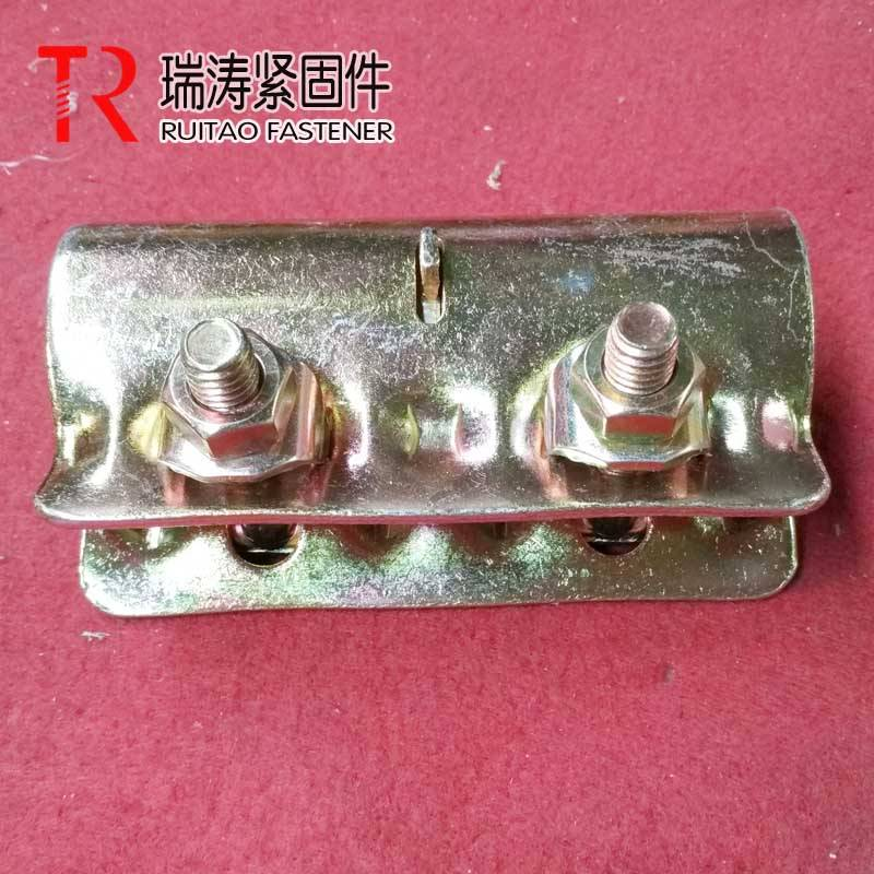 British Type Pressed Sleeve scaffolding coupler