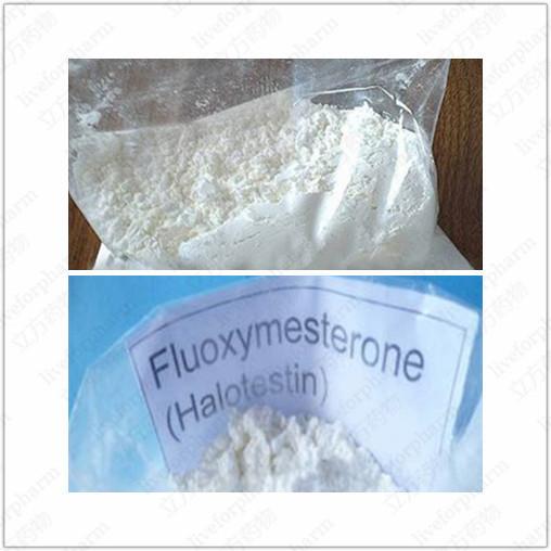 Androgen Steroid Hormone Powder Fluoxymesterone Halotestin CAS76-43-7Androgen Steroid Hormone Powder