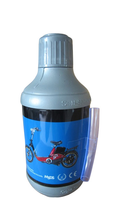 250ml QiangBao® Tire Sealant for Scooters, E-Bike & E-Motor from Tire Sealant Manufacturer