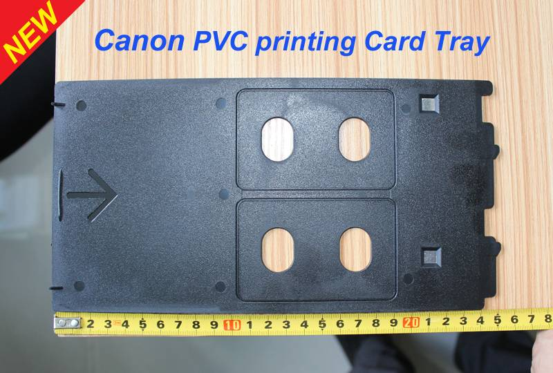PVC Printing Card Tray for Canon ip4980,ip4600