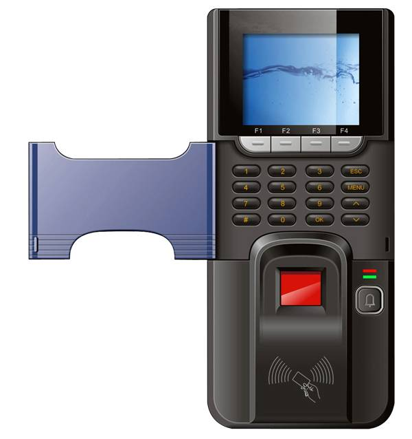 TCP/IP biometric time attendance and access control system(ZR108)