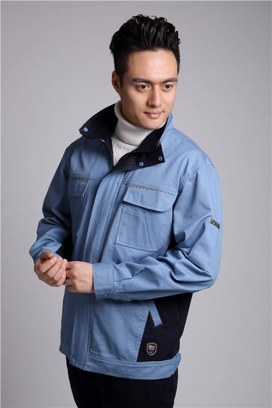 low price mens industrial sfety work clothes/uniforms
