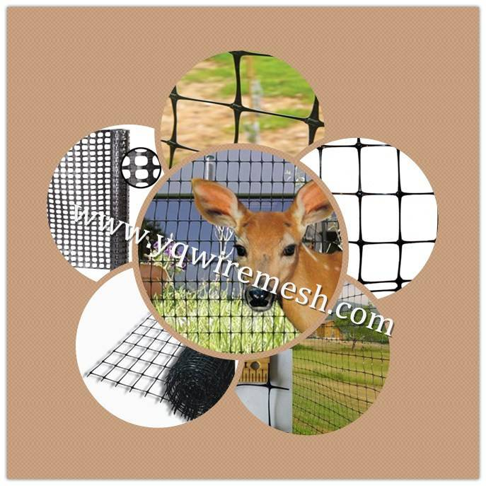 High Quality and hot-sale Plastic Deer Fence