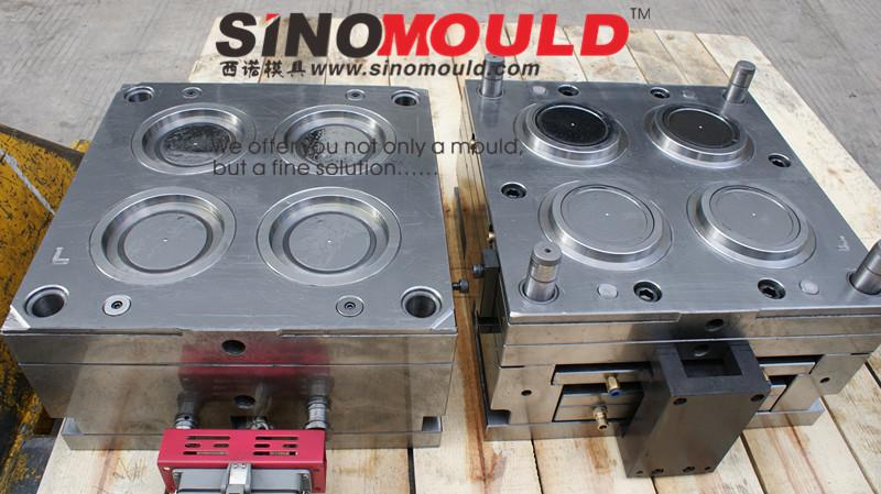 Sino cap mould