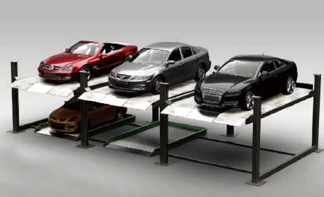 One floor horizonal type parking system PSH-S