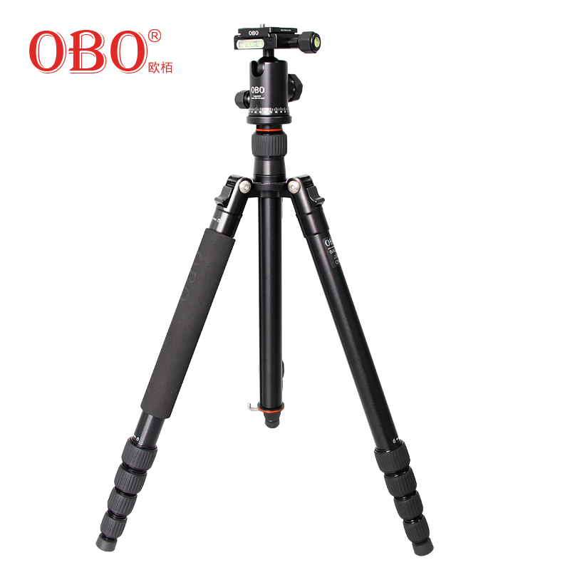 OBO high quality aluminum professional camera tripod