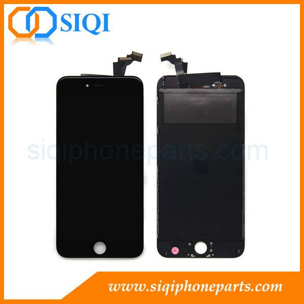 Repair Parts For iPhone 6 Plus Screen Replacement From China (Black)