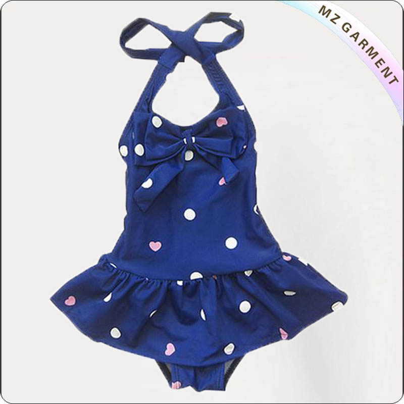 Baby Girls' Swimsuit Dress
