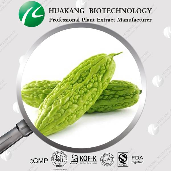 High Quality Bitter Melon Extract / Charantin 10%-50%