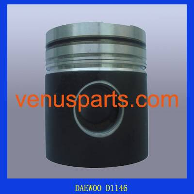 daewoo engine spare parts D0846 piston