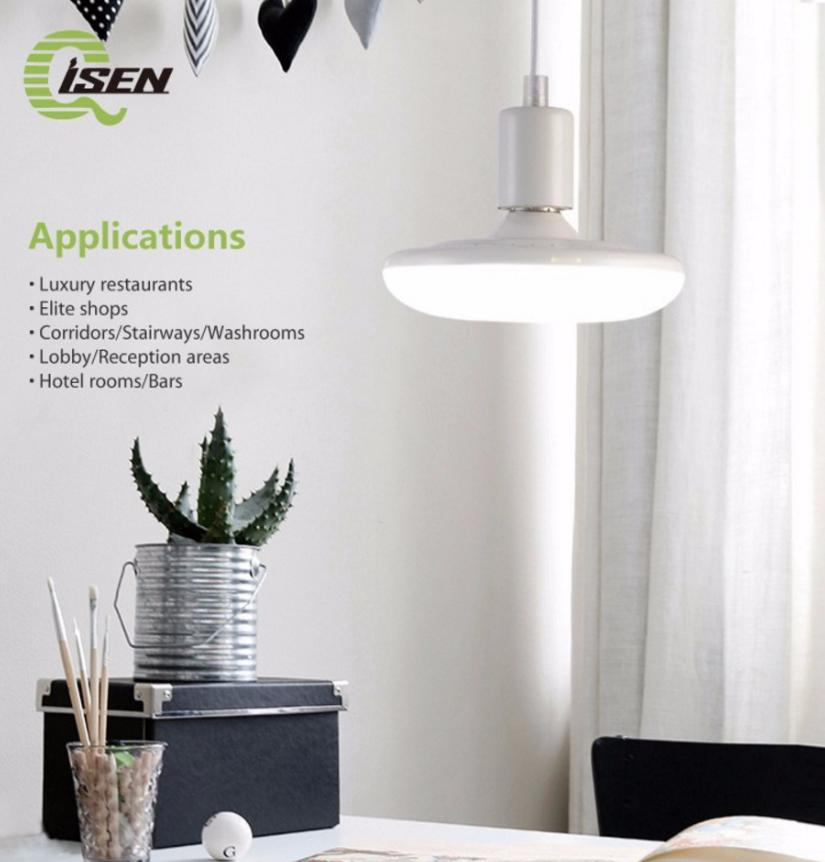 Qisen 30W UFO led bulbs