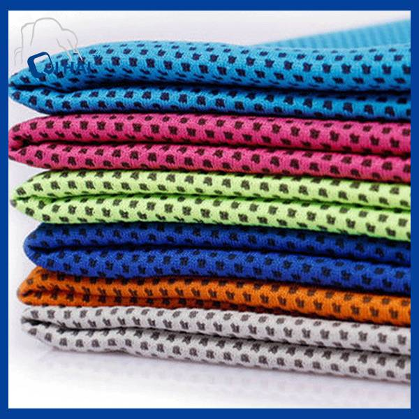 Microfiber Suede Cooling Towel (QHC52509)