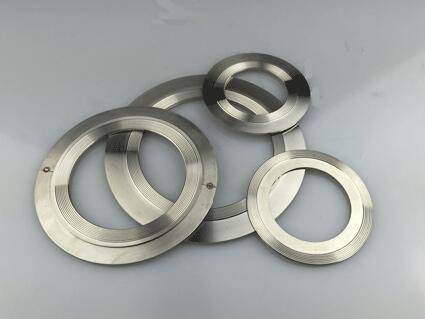 serrated ring gasket