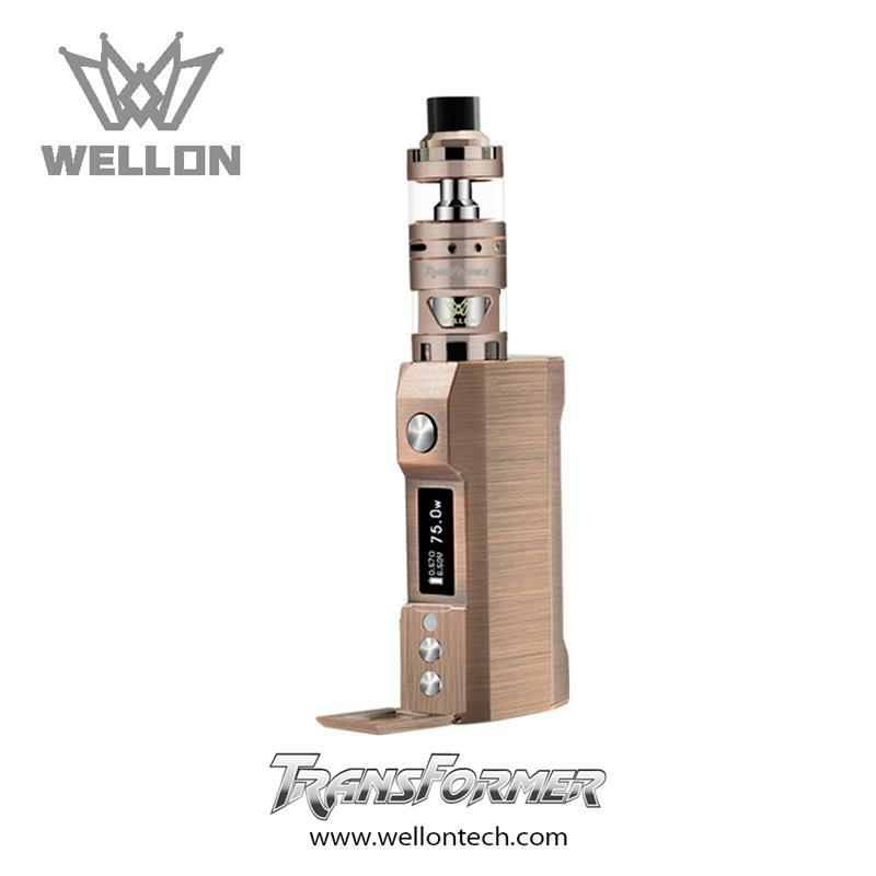 How to use Wellon Transformer do Vape Tornado Trick?