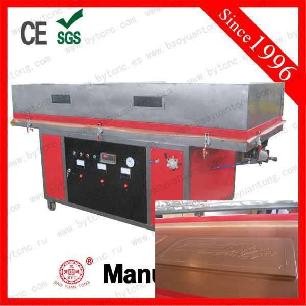 Vacuum Press, PVC film Doors, MDF Kitchen Doors BFM-2611