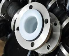 PTFE /Teflon lined flanged expansion joints