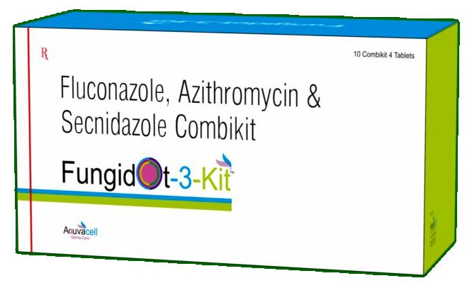 Fungidot 3 Kit