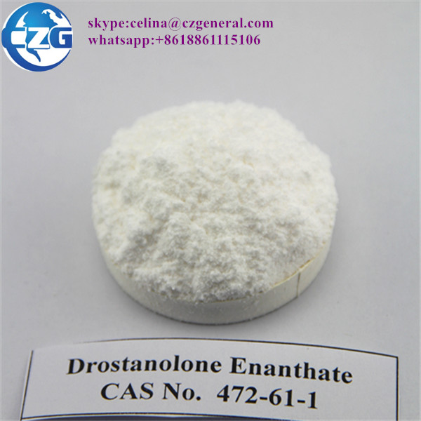 Steroid Muscle Building USP GMP Grade Drostanolone Enanthate