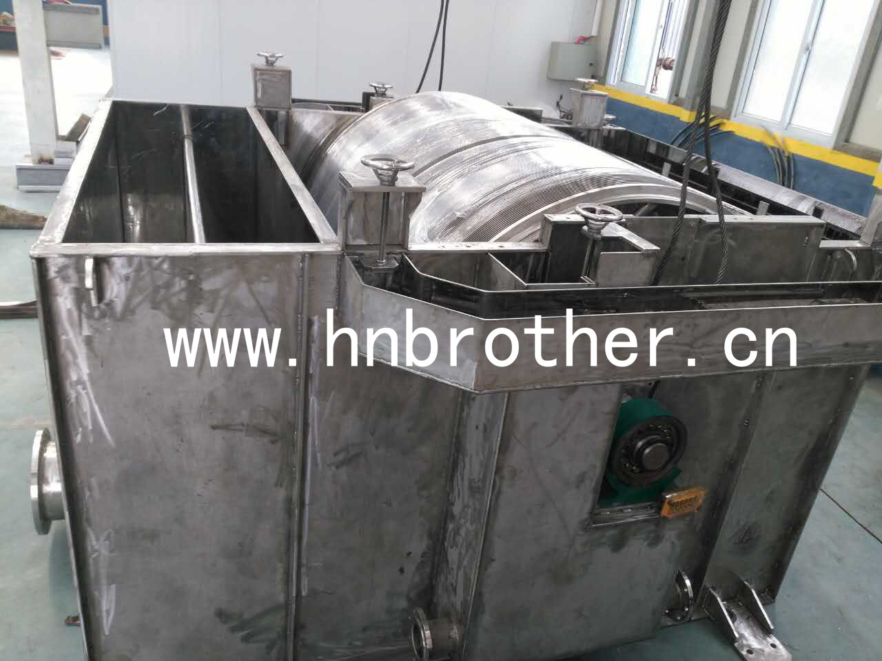 Special Paper Vat For Paper-making Machine
