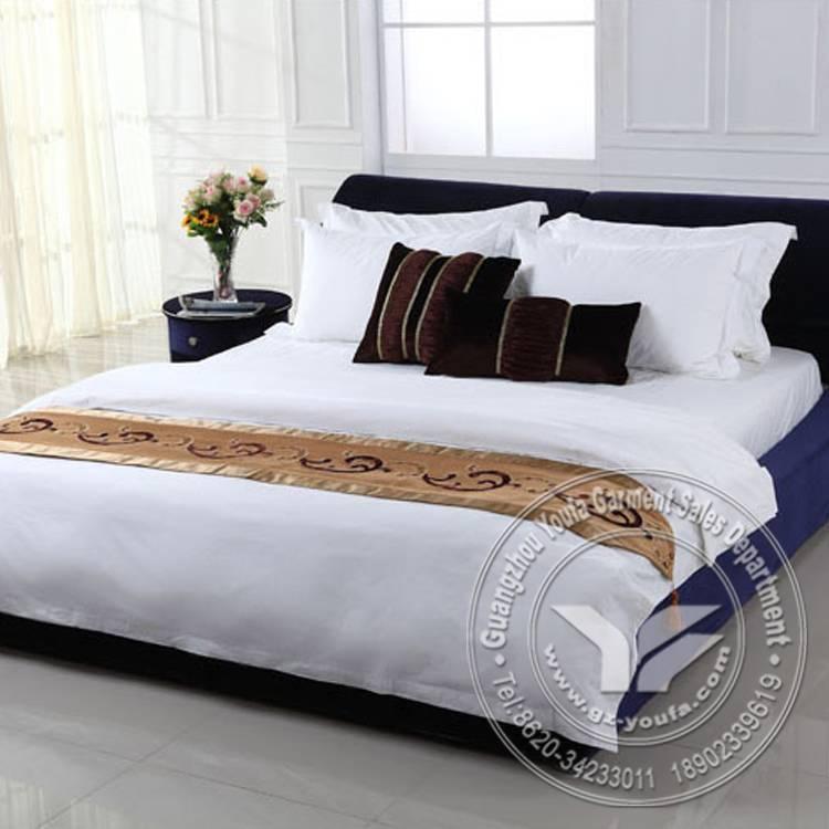 100% cotton hotel bedding set 4pcs