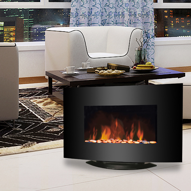 Table And Wall Mounted Eletric Fireplace Heater TV typle LED Flame effect space heater room heater c