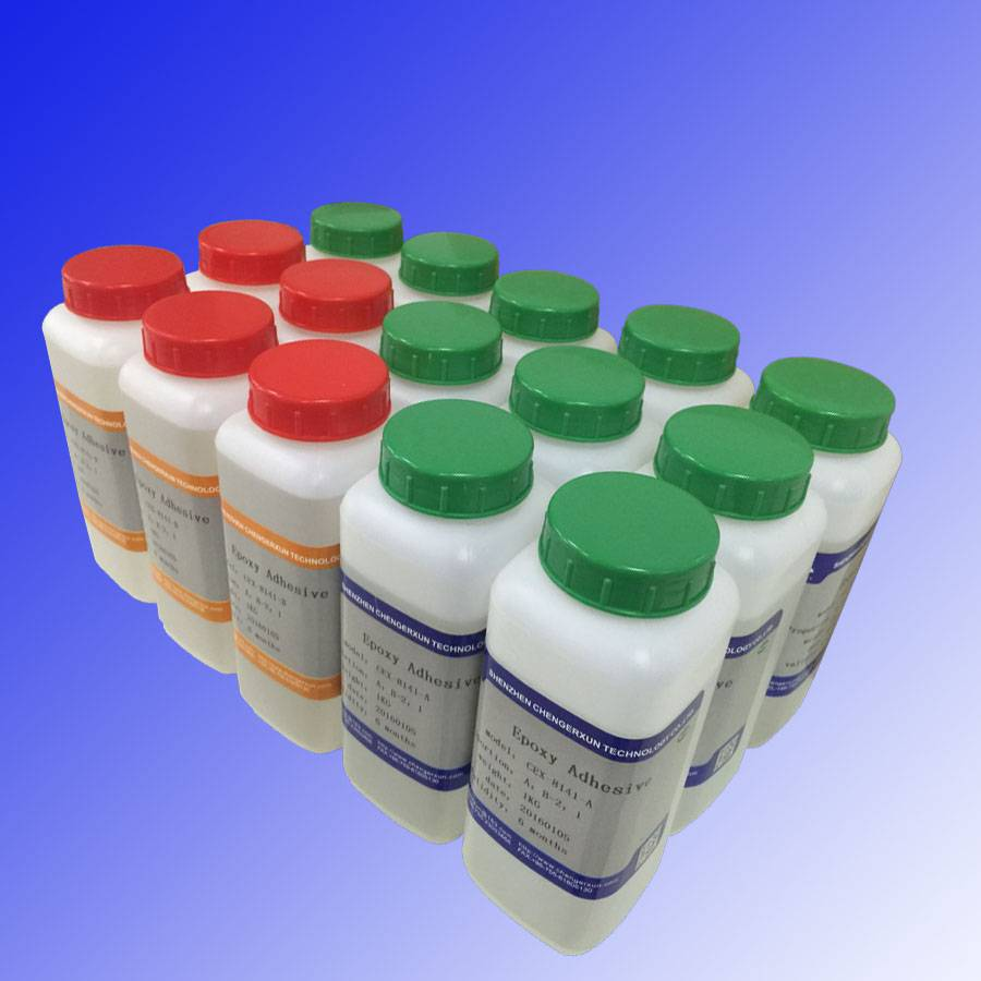 Heat Resistance Epoxy Resin Adhesive