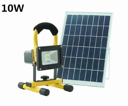 Solar Hand Light Outdoor Led Solar Street Light 10W Solar Light Lamp Solar Panel Outdoor Light