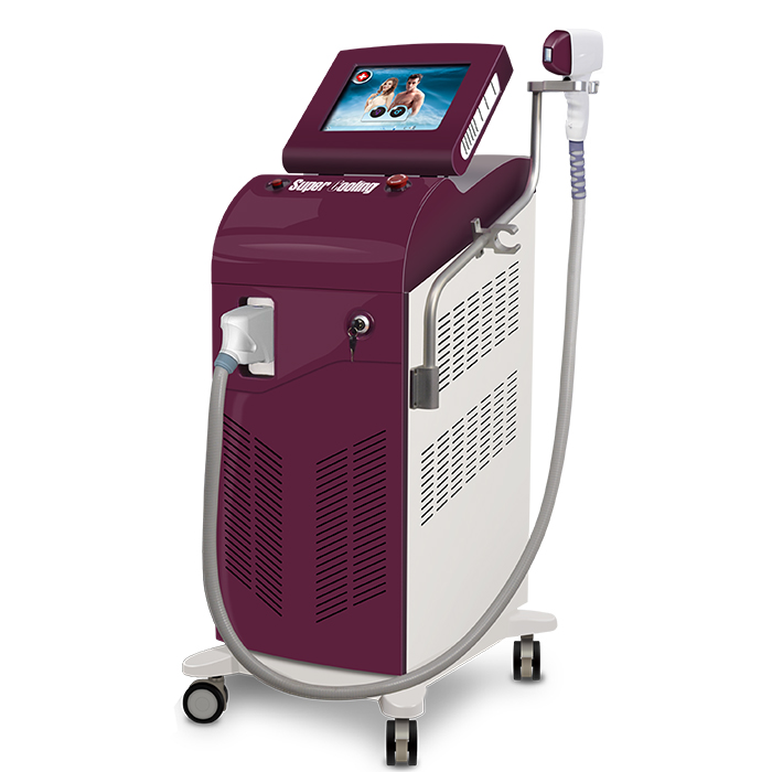 good effect 808nm diode laser hair removal machine.