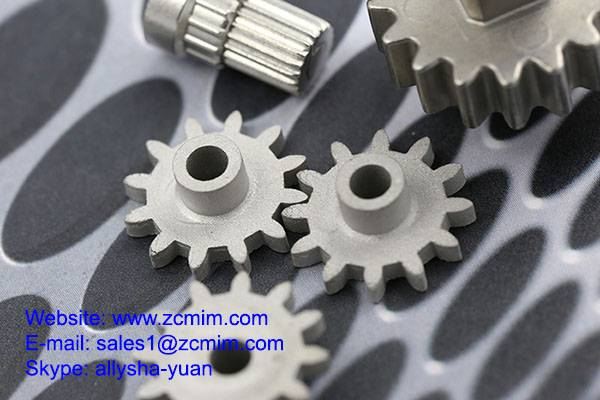 Low Cost Metal Gear With OEM MIM Part