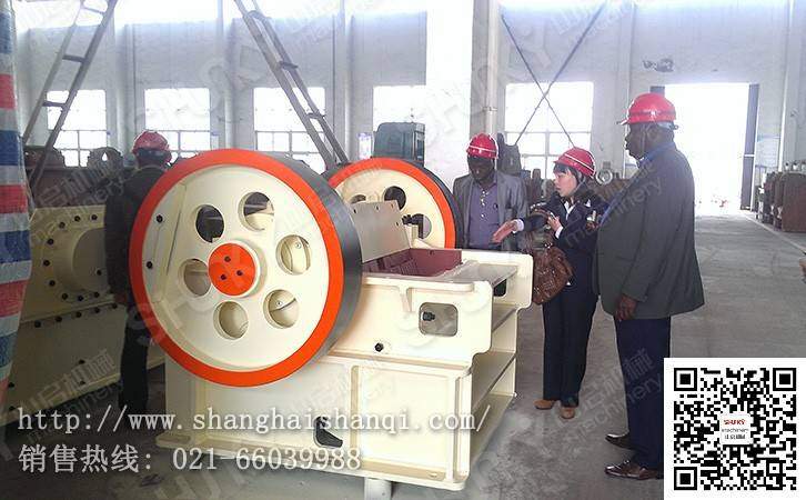 PE-400×600 Jaw Crusher
