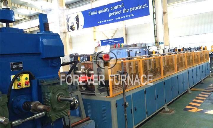 Grinding steel ball rolling equipment