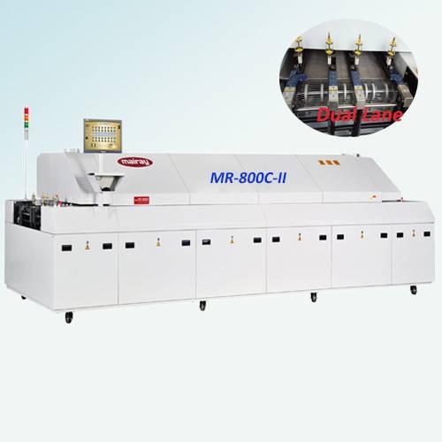 MR-800C SMT Assembly reflow machine