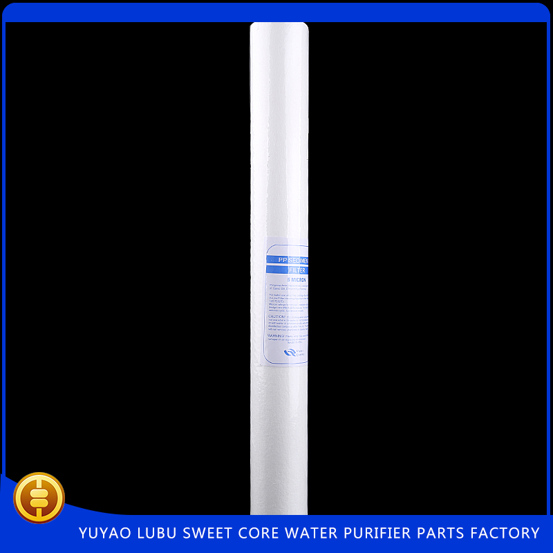 20inch industrial use pp melt blown filter cartridge
